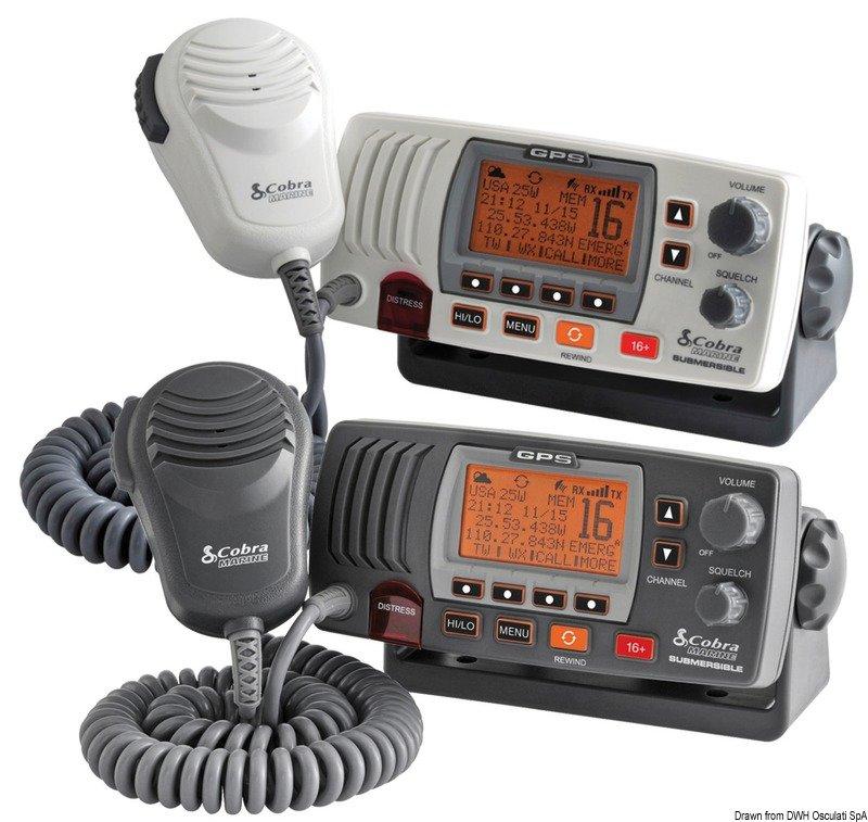 Glomex Target VHF antenna Osculati 29.985.01