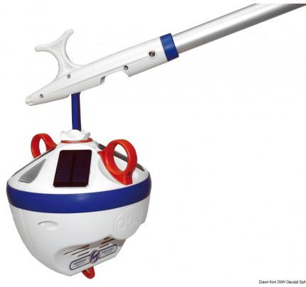 Osculati-PCG_39062-Gavitello autoaffondante radiocomandato Clik per il recupero della cima di ormeggio (trappa)-20