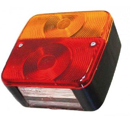 Osculati-02.021.06-Fanale posteriore SX 4 funzioni 2 lampadine-20