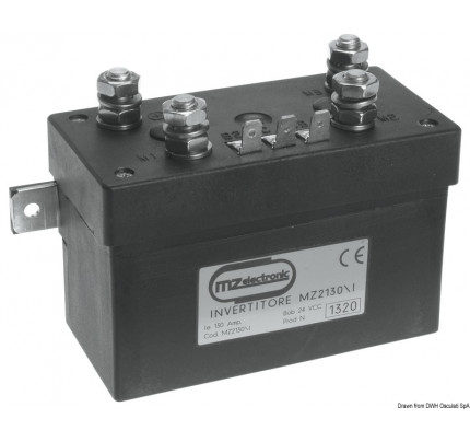 Osculati-PCG_26267-Control Box MZ ELECTRONIC contattori/invertitori-20