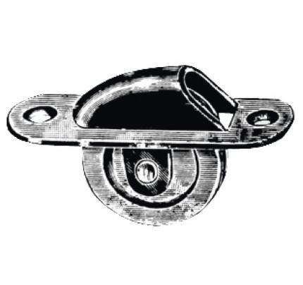 Osculati-03.307.00-Carrucola da incasso 60 mm-20