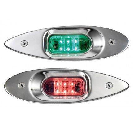 Osculati-11.043.24-Fanali di via Evoled Eye rosso/verde-20