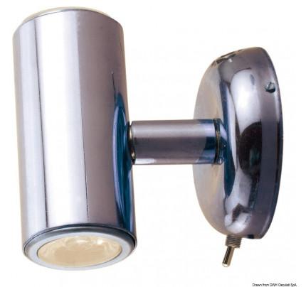 Osculati-13.438.80-Faretto fisso di ambientazione con doppia luce LED-20