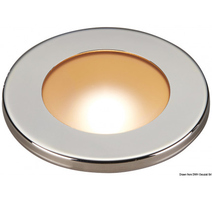 Osculati-PCG_39738-Plafoniera LED ad incasso ridotto Polis-20
