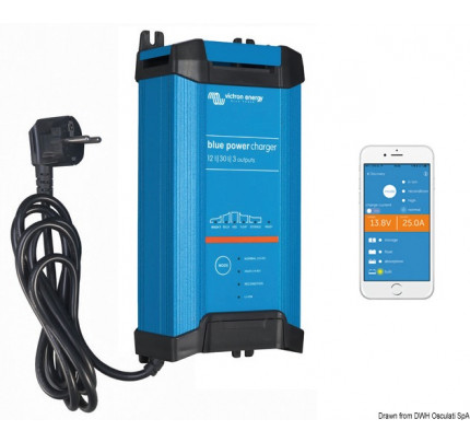 Victron Energy-14.272.18-Caricabatterie Victron Blue Smart IP22-16A (3)-20