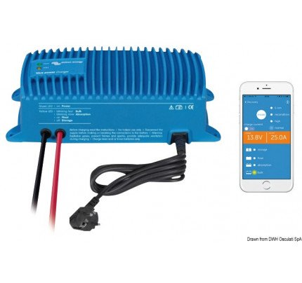 Victron Energy-14.273.26-Caricabatterie Victron Blue Smart IP67-25A-20