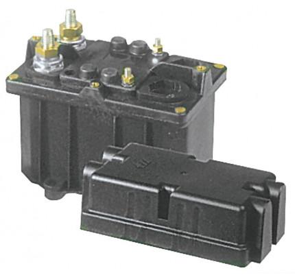 Osculati-PCG_993-Staccabatteria automatico unipolare<br />(teleruttore generale di corrente con alimentazione separata della bobina)-20