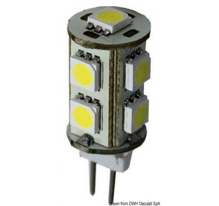 Osculati-PCG_27983-Lampadina LED SMD zoccolo G4 per faretti-20