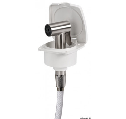 Osculati-15.164.00-Doccia New Edge doccia Tiger tubo PVC 2,5 m-20