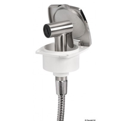 Osculati-15.164.80-Doccia New Edge Inox doccia Tiger tubo Inox 2,5 m-20