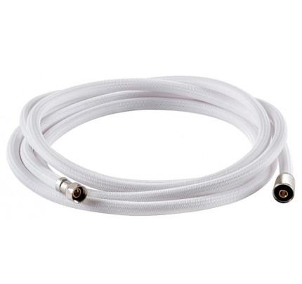 Osculati-PCG_35119-Tubo doccia retinato bianco in nylon-20