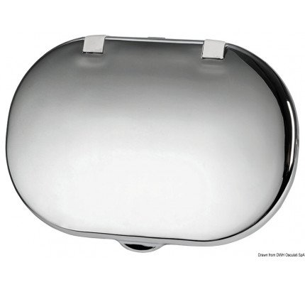 Osculati-15.900.04-Solo coperchio Classic XL cromato-20