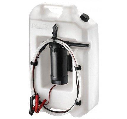 Kit cambio olio con tanica 12 V