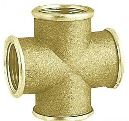Osculati-PCG_1390-Raccordo a croce in ottone tutto femmina-20