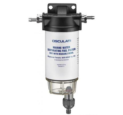 Filtro benzina + separatore acqua/carburante