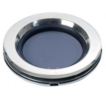 Lewmar-PCG_1553-Oblò tondo LEWMAR in acciaio AISI 316-20