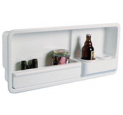 Osculati-PCG_1597-Vano laterale portaoggetti provvisto di due portabicchieri /lattine/ piccole bottiglie-20