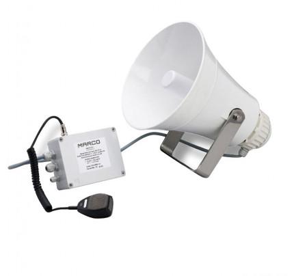 Marco-PCG_1691-Tromba MARCO elettronica con amplificatore per imbarcazioni dai 20 ai 75 metri-20