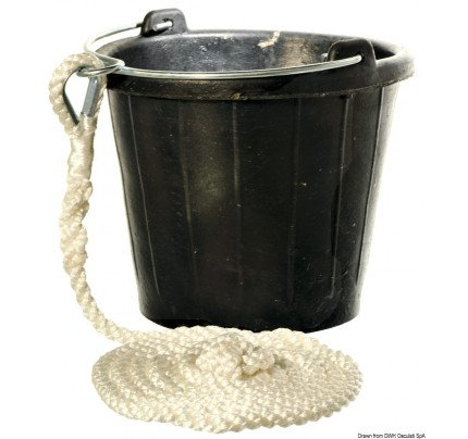 Yachticon-23.887.00-Secchio Yachticon affondante in gomma-20