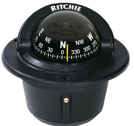 Ritchie navigation-PCG_35077-Bussole RITCHIE Explorer 2 3/4 (70 mm) con compensatori e luce-20