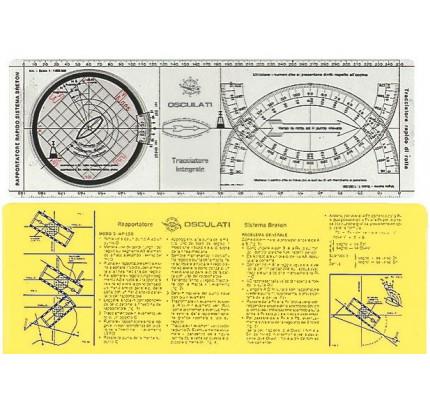 Osculati-26.142.85-Regolo tracciatore integrale-20