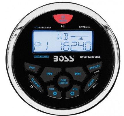 Boss Marine-29.530.05-Radio da cruscotto Boss MGR350B-20