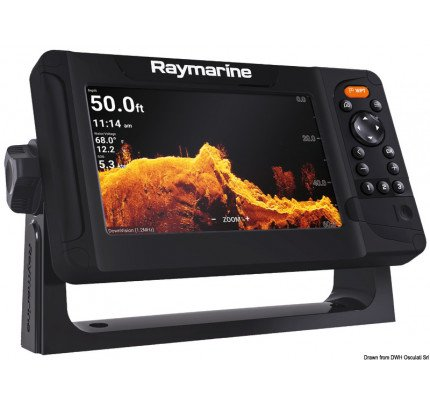 Raymarine-29.702.17-Ecoscandaglio Element 7 HV-20