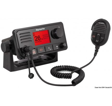 Raymarine-PCG_40340-Radio RAYMARINE VHF Ray63/Ray73-20