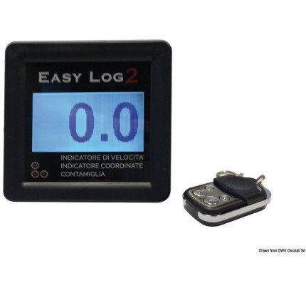 Osculati-29.804.00-Spidometro GPS Easy Log senza trasduttore-20