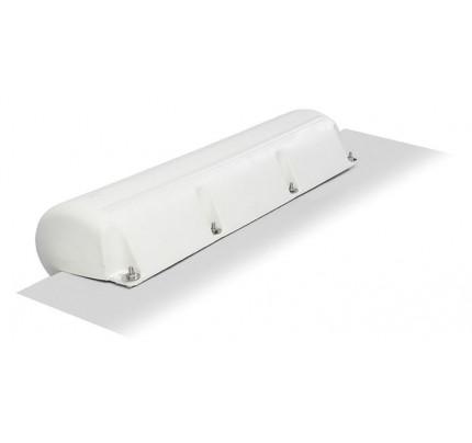 Osculati-33.518.01-Protezione PVC bianco da pontile-20