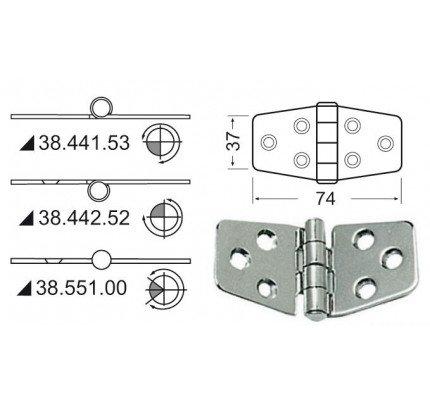Osculati-PCG_19625-Cerniera 2 mm-20
