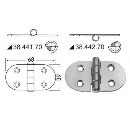 Osculati-PCG_19592-Cerniera 2 mm-20