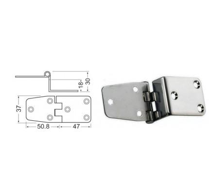 Osculati-38.441.84-Cerniera inox 97,8x37 mm-20