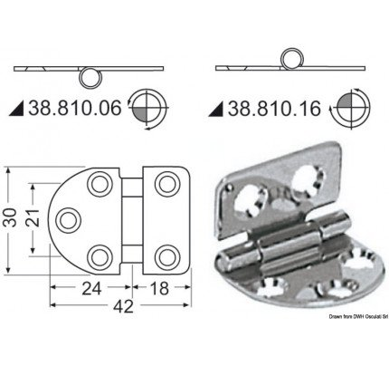 Osculati-PCG_19571-Cerniera 2 mm-20