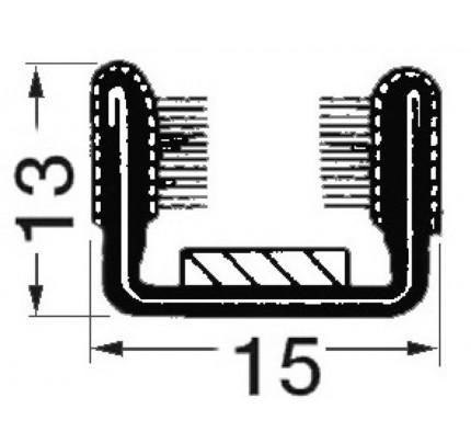 Osculati-44.489.00-Profilato vetri semplice 4/6 mm-20