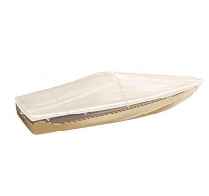 Tessilmare-PCG_3304-Telone TESSILMARE per ricovero imbarcazioni, modello per imbarcazioni con parabrezza e Day Cruiser-20
