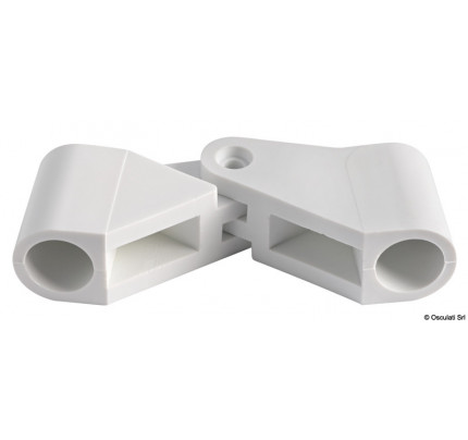 Osculati-PCG_3320-Costruito in Nylon, per tubi Ø mm 20-20