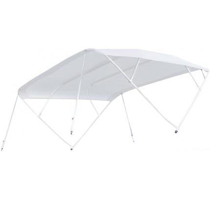 Tessilmare-PCG_3359-Tendina parasole TESSILMARE Shade Master Fish. Appositamente concepita per scafi aperti con guida in piedi-20