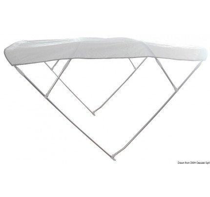 Osculati-PCG_28079-Capottina parasole BIMINI DEPTH 4 archi-20