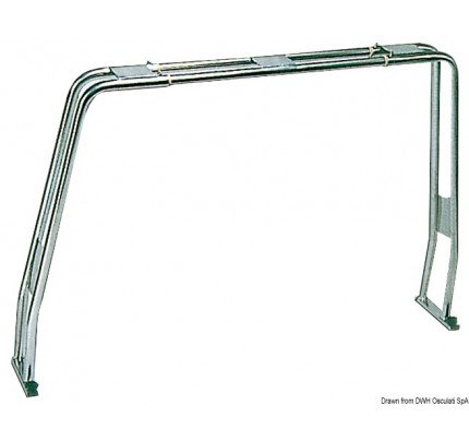 Osculati-48.197.00-Roll bar abbattibile 130 cm-20