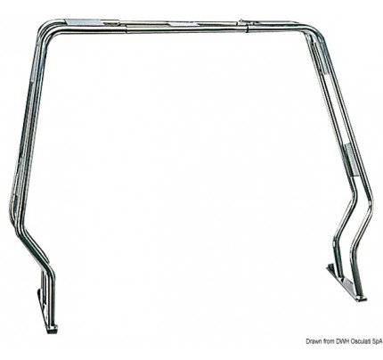 Osculati-48.199.00-Roll bar inox abbattibile-20