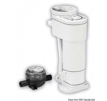 Jabsco-PCG_33617-Kit elettrificazione per WC manuale JABSCO 50.224.00-20
