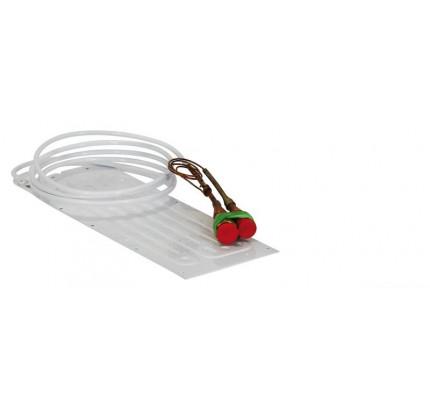Isotherm-PCG_28173-Evaporatore con giunti rapidi e termostato da collegare a 50.932.00/02-20