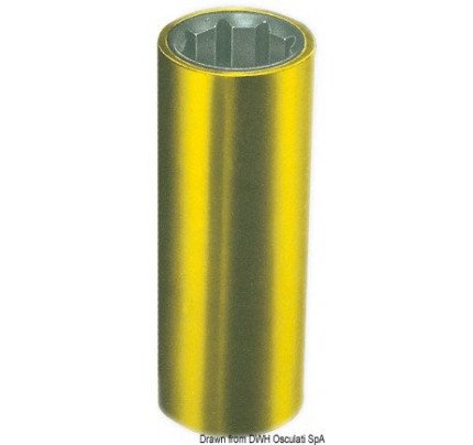 Osculati-PCG_26042-Boccola per linee dasse con armatura esterna in ottone; versione esterno/interno in millimetri-20