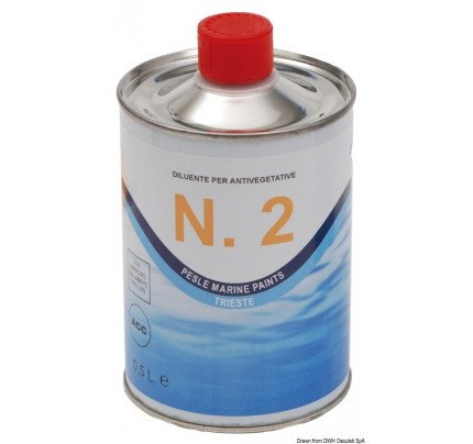 Marlin Yacht Paints-65.122.00-Diluente per antivegetative-20