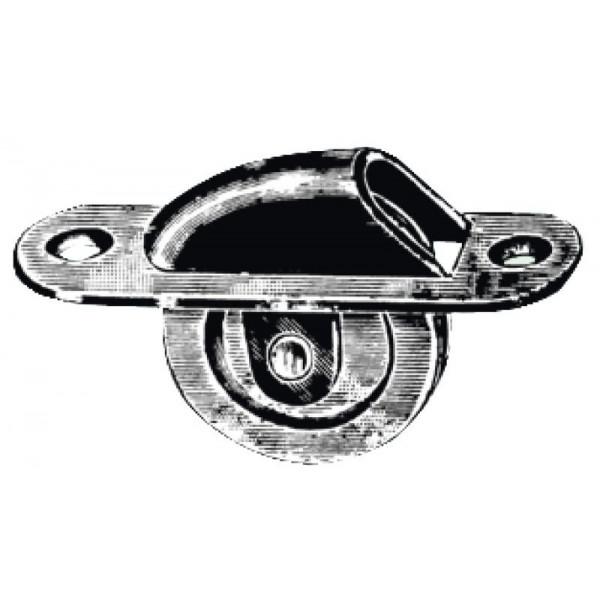 Osculati-03.307.00-Carrucola da incasso 60 mm-30