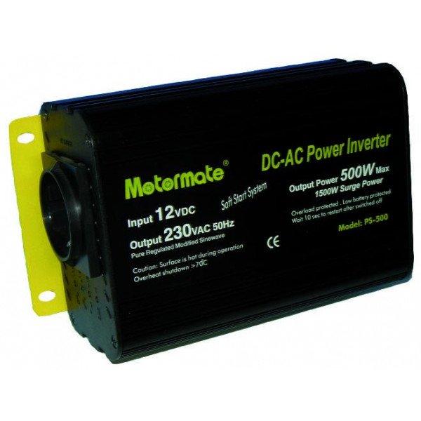 Osculati-14.276.06-S-Inverter Soft START POWER SAVER sistema SWITCH MODE per impieghi gravosi 24V, 700W-2000W-31