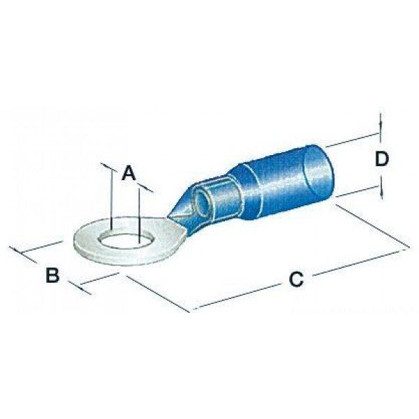 Osculati-14.800.02-Occhioli stagni foro 5,3 mm blu-30