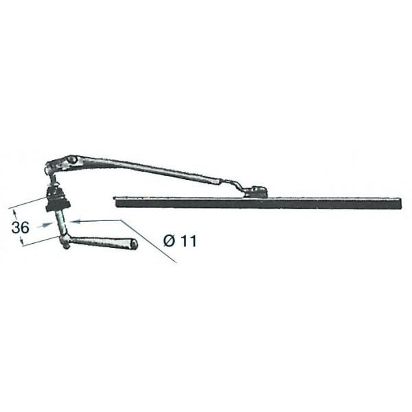 Osculati-19.150.00-Tergicristallo a mano 280 mm-30