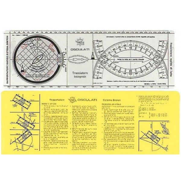 Osculati-26.142.85-Regolo tracciatore integrale-30